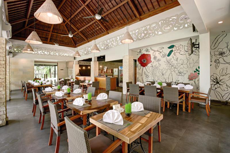 Lumbini Luxury Villas & Spa Restaurant