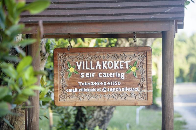 Villa Koket Lounge/Empfang