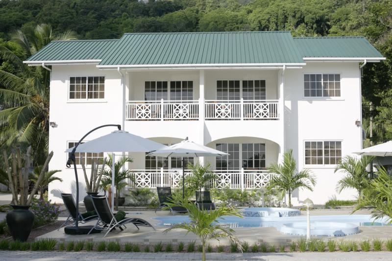 Villa Koket Außenaufnahme