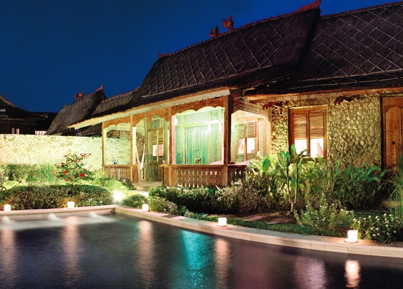 Keraton Jimbaran Resort Pool