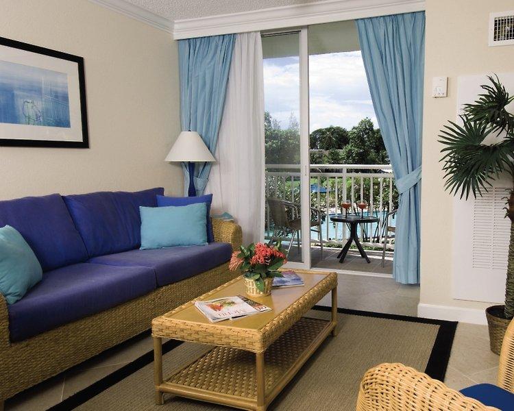 Divi Southwinds Beach Resort Wohnbeispiel