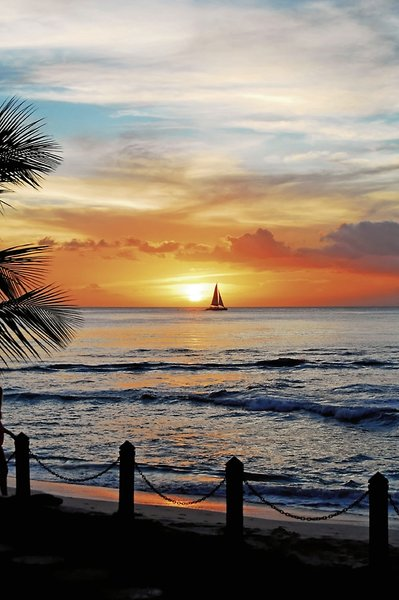 Treasure Beach Landschaft