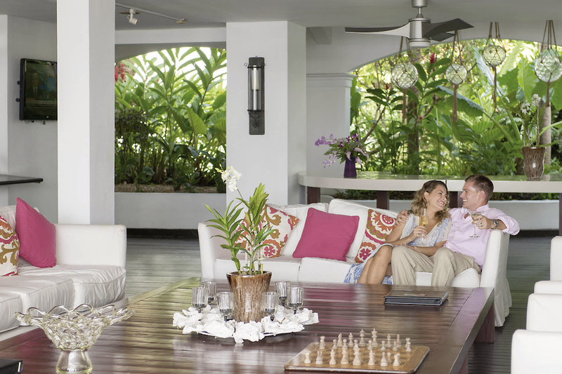 Treasure Beach Lounge/Empfang