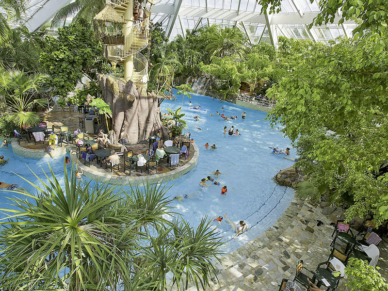 Center Parcs de Vossemeren Pool