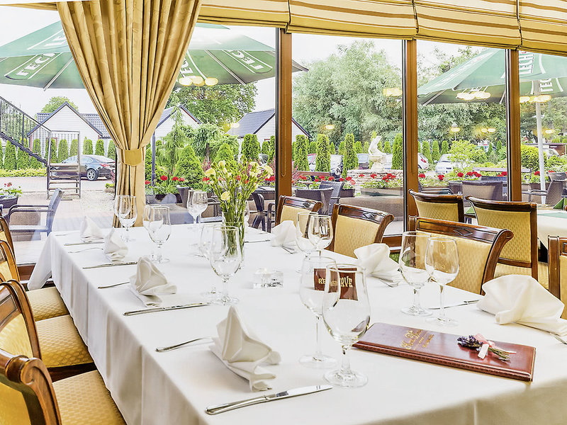 Delfin Spa & Wellness Restaurant