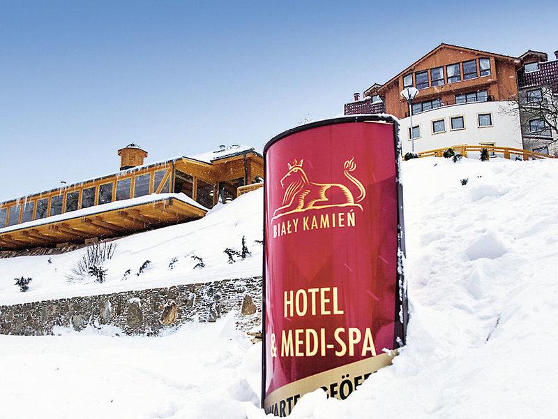 Weisser Stein Bialy Kamien Hotel & Medi Spa Außenaufnahme