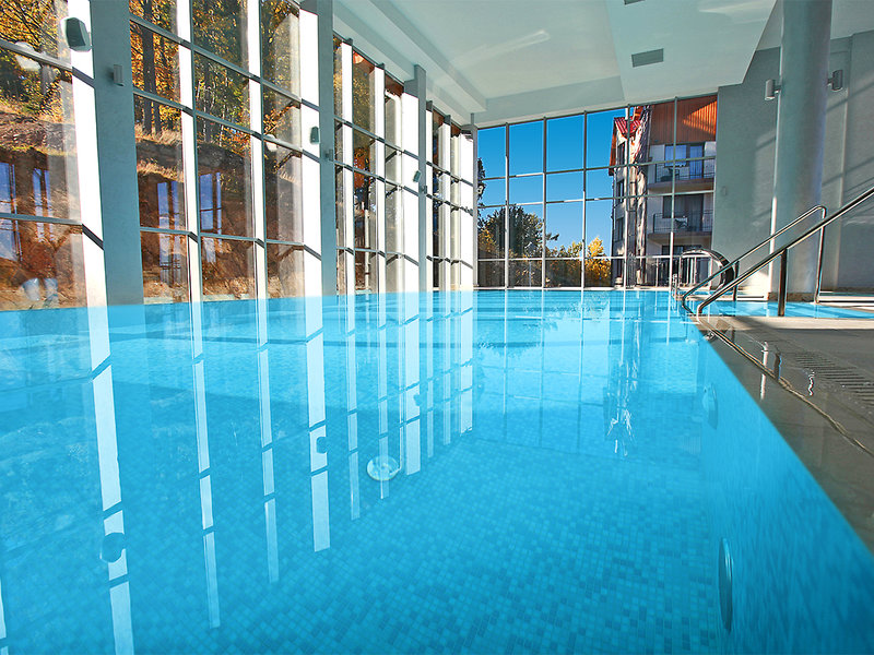 Weisser Stein Bialy Kamien Hotel & Medi Spa Hallenbad