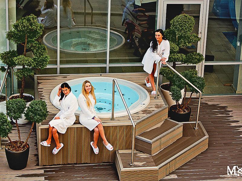 Weisser Stein Bialy Kamien Hotel & Medi Spa Wellness