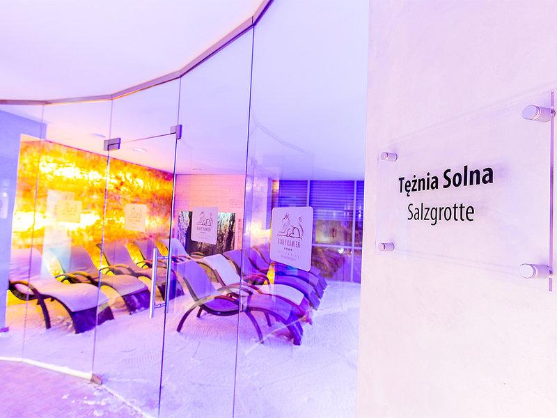 Weisser Stein Bialy Kamien Hotel & Medi Spa Sport und Freizeit