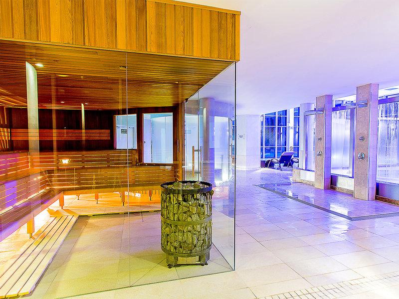 Weisser Stein Bialy Kamien Hotel & Medi Spa Lounge/Empfang