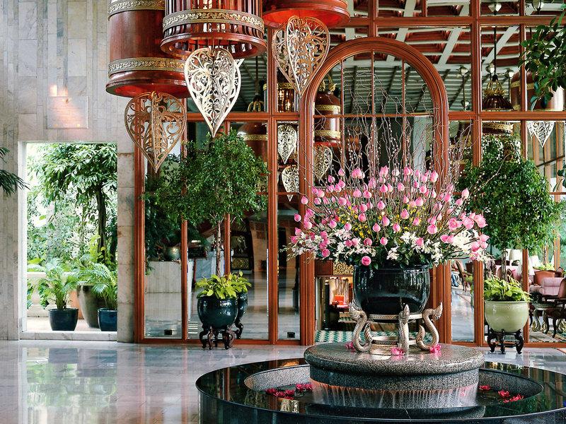 Mandarin Oriental Bangkok Lounge/Empfang