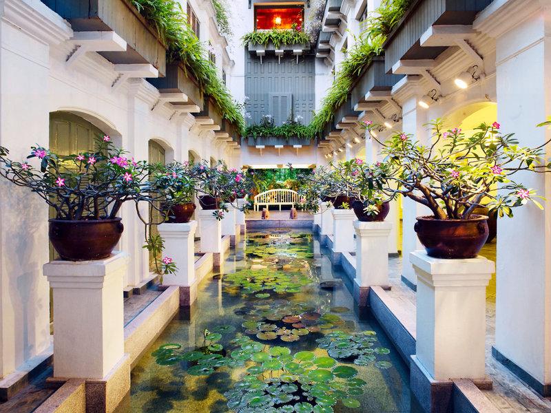 Mandarin Oriental Bangkok Wellness