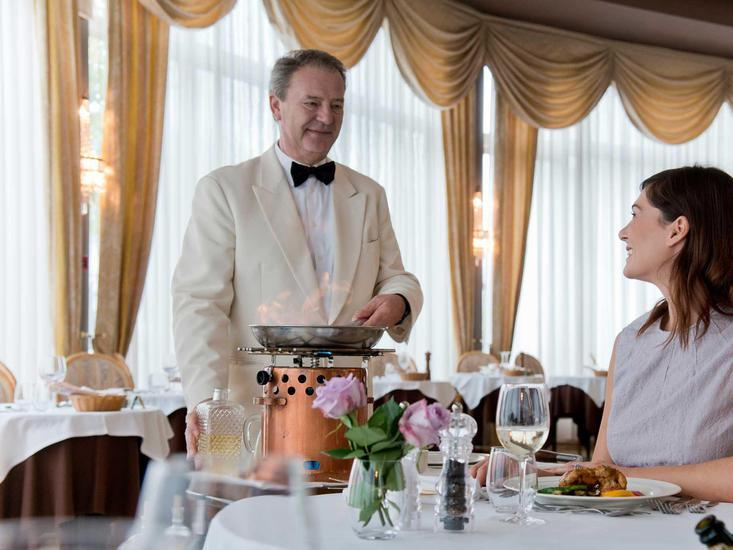 Hotel Terme Grand Torino Restaurant