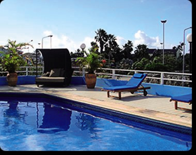 Bon Bini Seaside Resort Pool