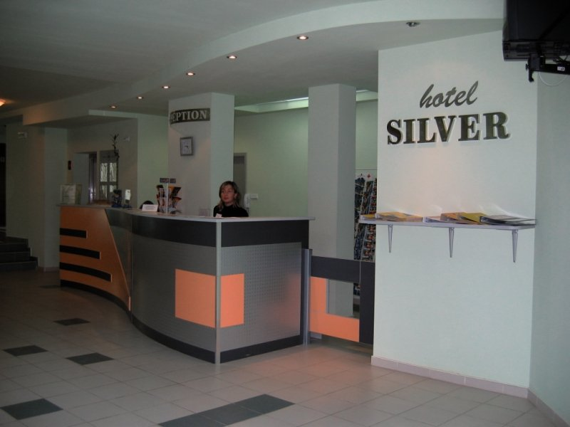 Silver Lounge/Empfang