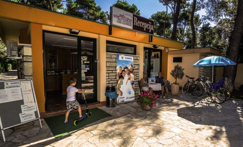 Mediterranean Village San Antonio Lounge/Empfang