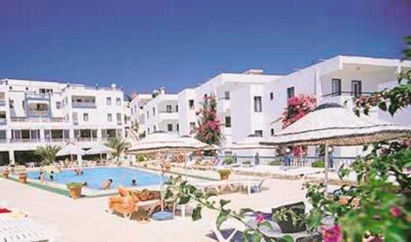 Peda Hotels Gümbet Holiday Beach Außenaufnahme