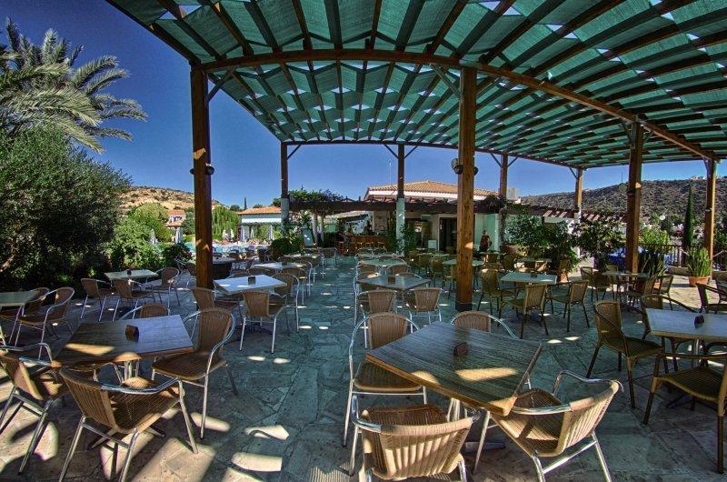 Hylatio Tourist Village Terrasse