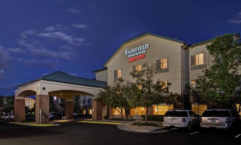 Fairfield Inn & Suites Denver Airport Außenaufnahme