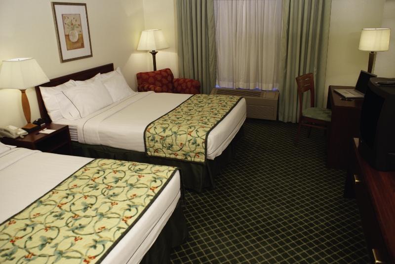 Fairfield Inn & Suites Denver Airport Wohnbeispiel