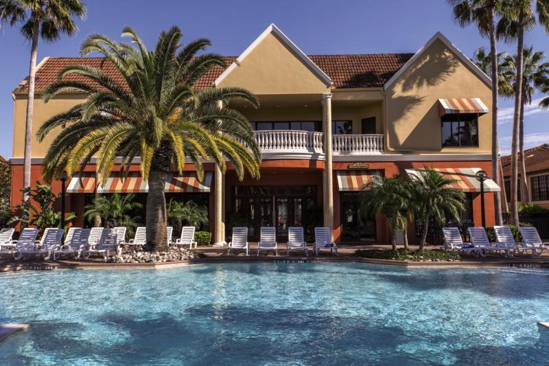 Legacy Vacation Club Orlando  Pool