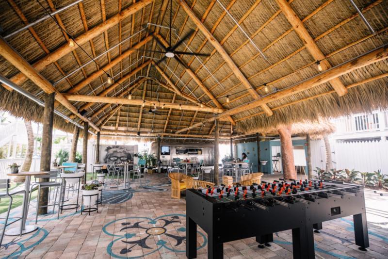 Havana Cabana Key West  Lounge/Empfang
