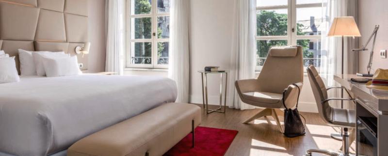 NH Collection Brussels Grand Sablon Wohnbeispiel