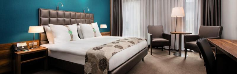 Holiday Inn Krakau City Centre Wohnbeispiel