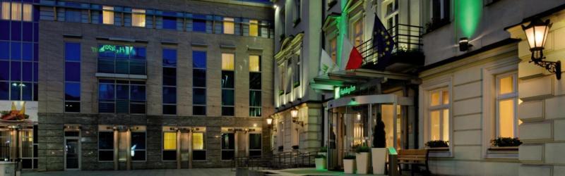Holiday Inn Krakau City Centre Außenaufnahme