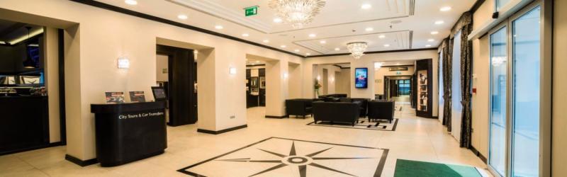 Holiday Inn Krakau City Centre Lounge/Empfang