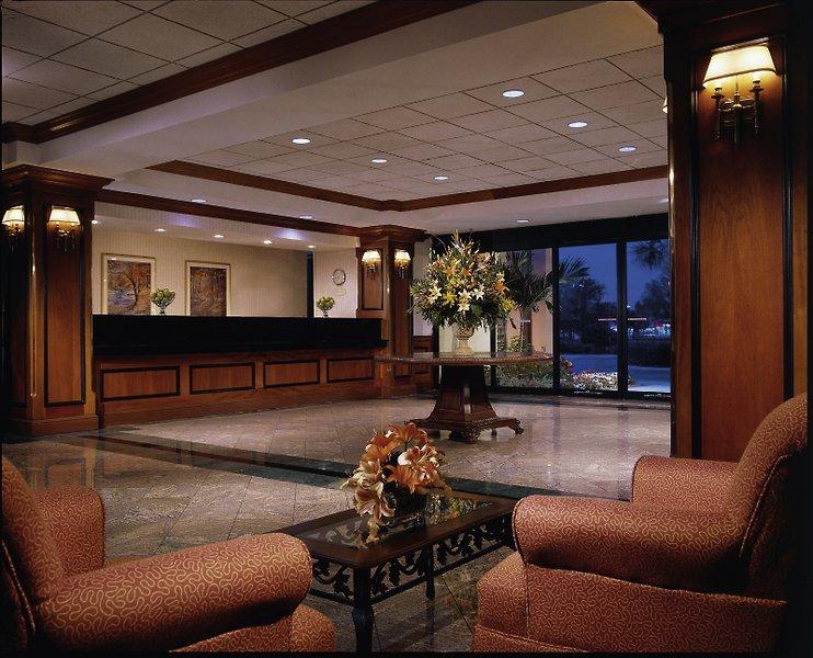 Courtyard Lake Buena Vista at Vista Centre Lounge/Empfang