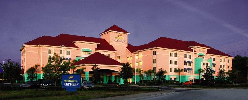 Sunset Palms Hotel Inn & Suites  Außenaufnahme