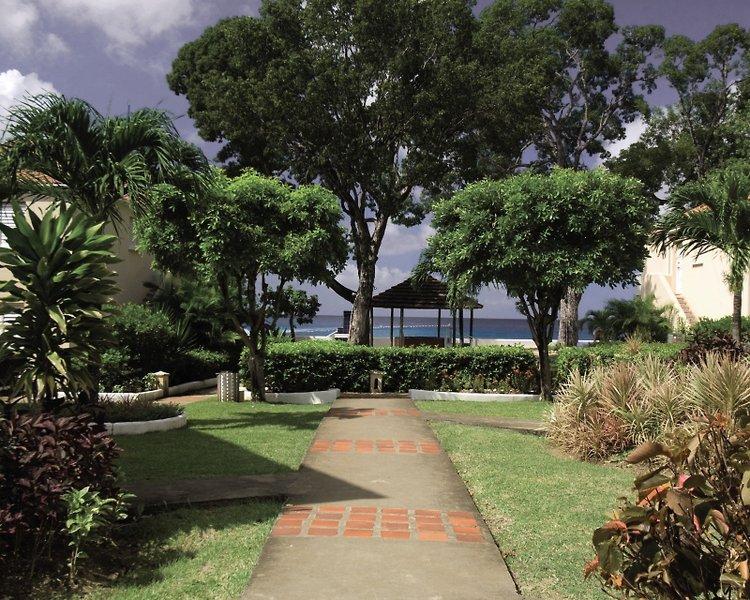 Divi Heritage Beach Resort Garten