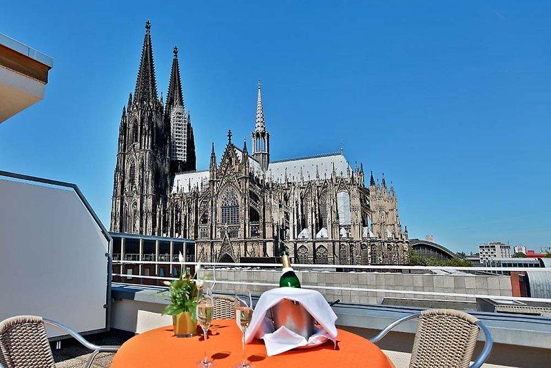 Urlaub im CityClass Europa am Dom - hier günstig online buchen
