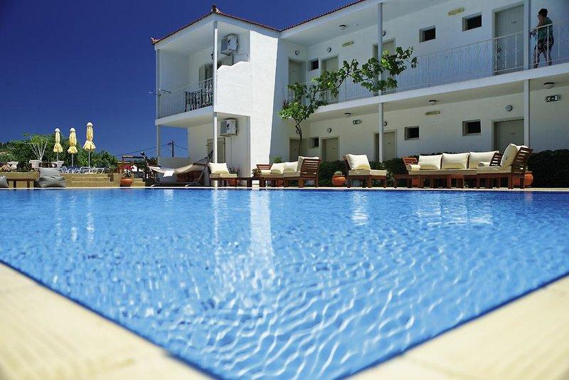 Urlaub im Nereides - hier günstig online buchen