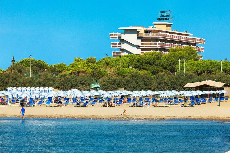 Urlaub im San Giorgio Porto Santa Margherita - hier günstig online buchen