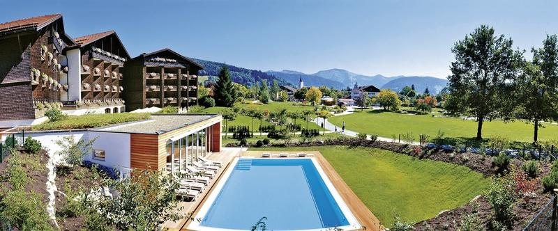 Lindner Parkhotel Pool