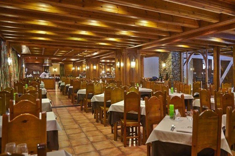 Sport Hotel Hermitage Restaurant