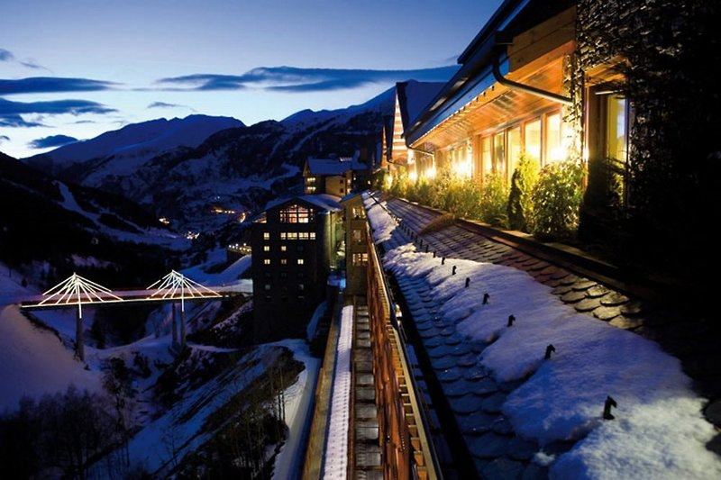 Sport Hotel Hermitage Terrasse