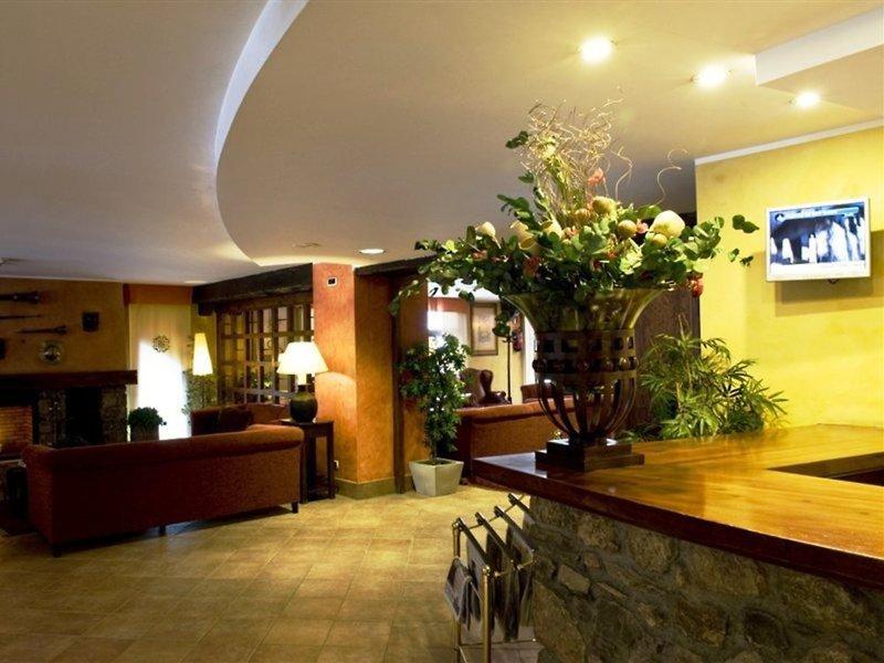 Himalaya Soldeu Lounge/Empfang