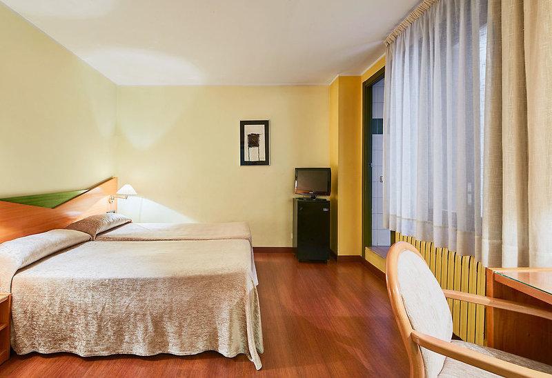 Hotel de l´Isard Wohnbeispiel