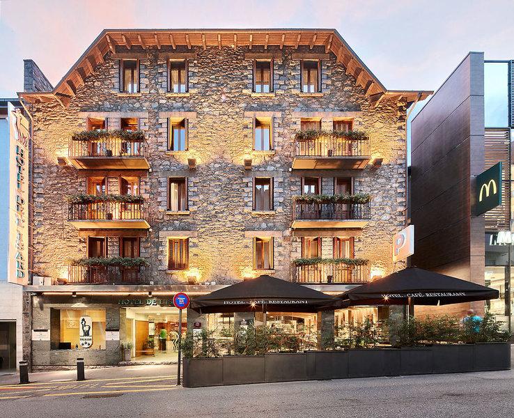 Hotel de l´Isard Außenaufnahme