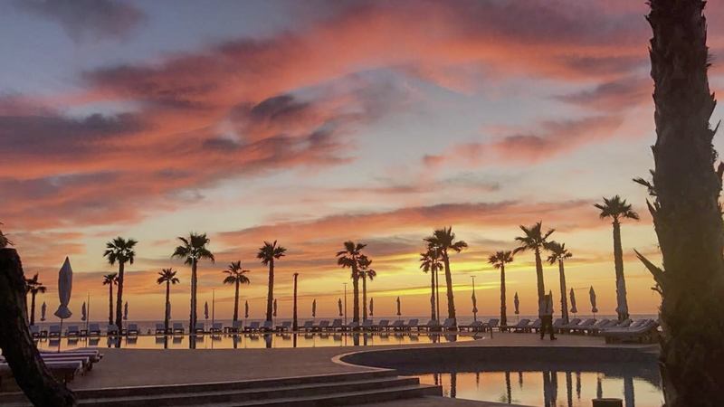 Prestige Resort Landschaft