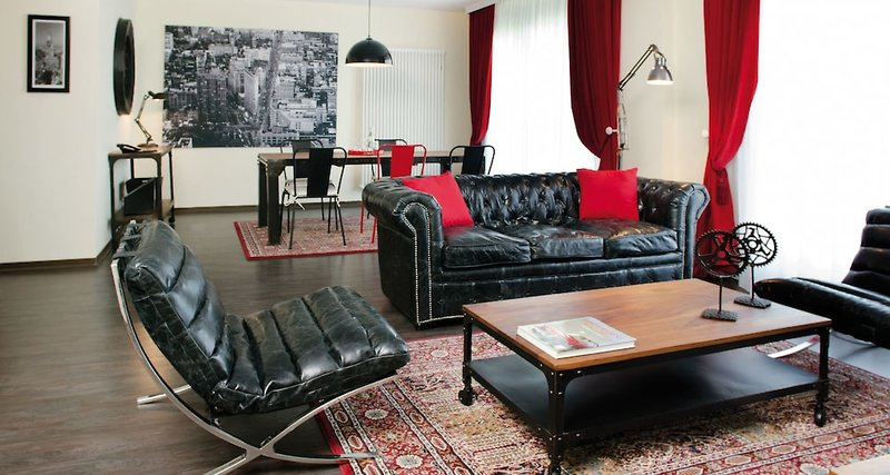 Victor´s Residenz Saarlouis Lounge/Empfang