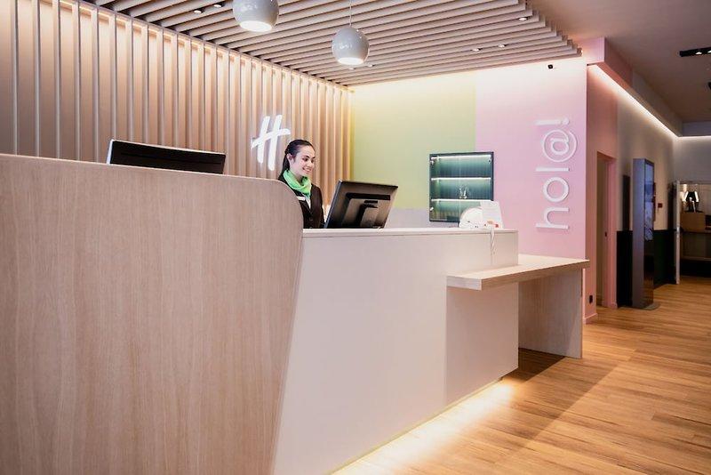 Holiday Inn Andorra Lounge/Empfang