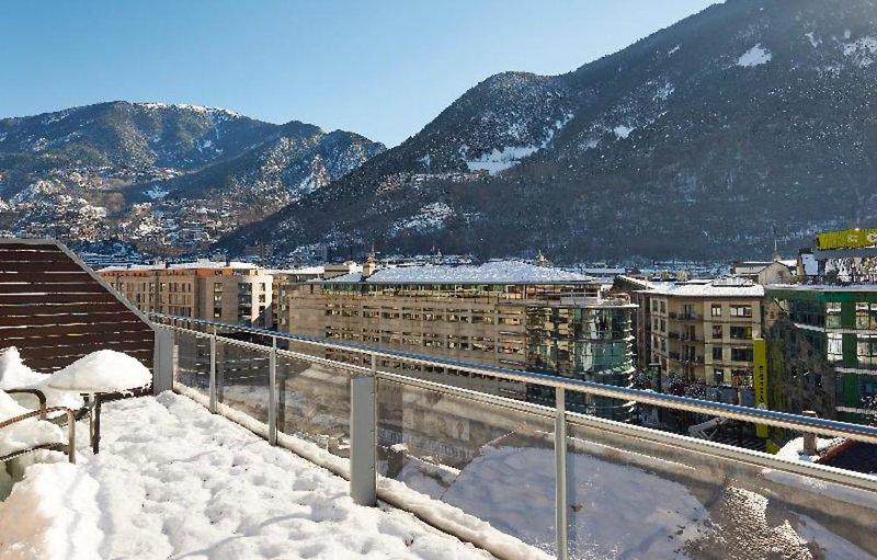 NH Hesperia Andorra La Vella Landschaft