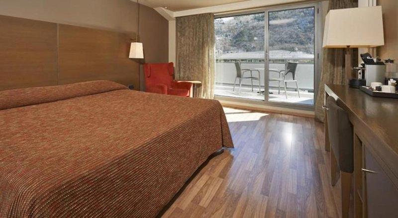 NH Hesperia Andorra La Vella Wohnbeispiel