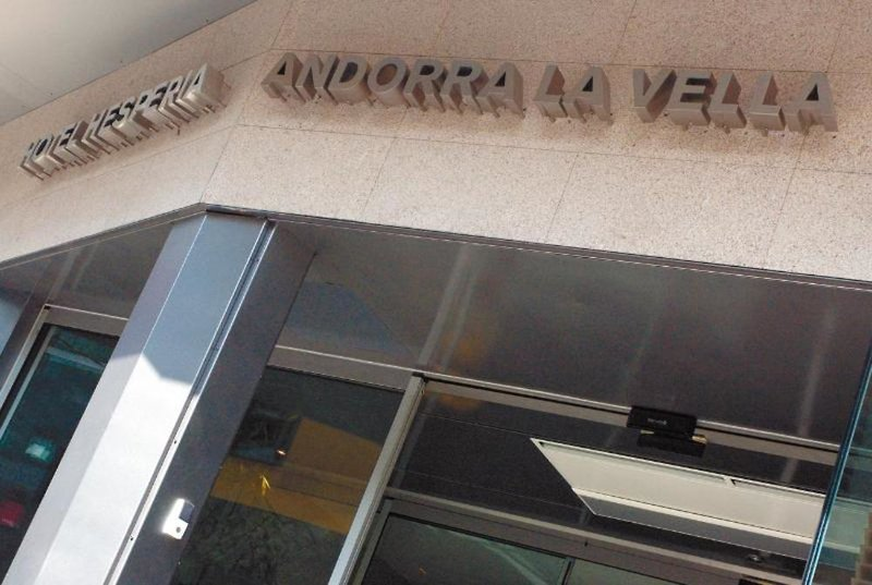 NH Hesperia Andorra La Vella Lounge/Empfang