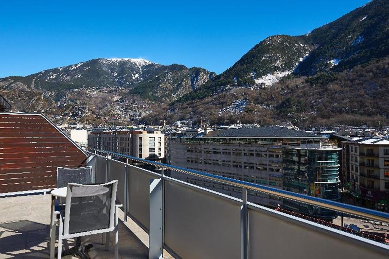 NH Hesperia Andorra La Vella Terrasse