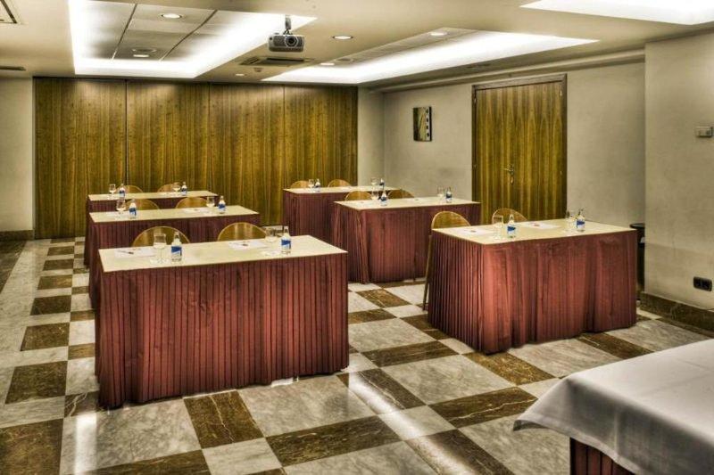 Zenit Diplomatic Konferenzraum